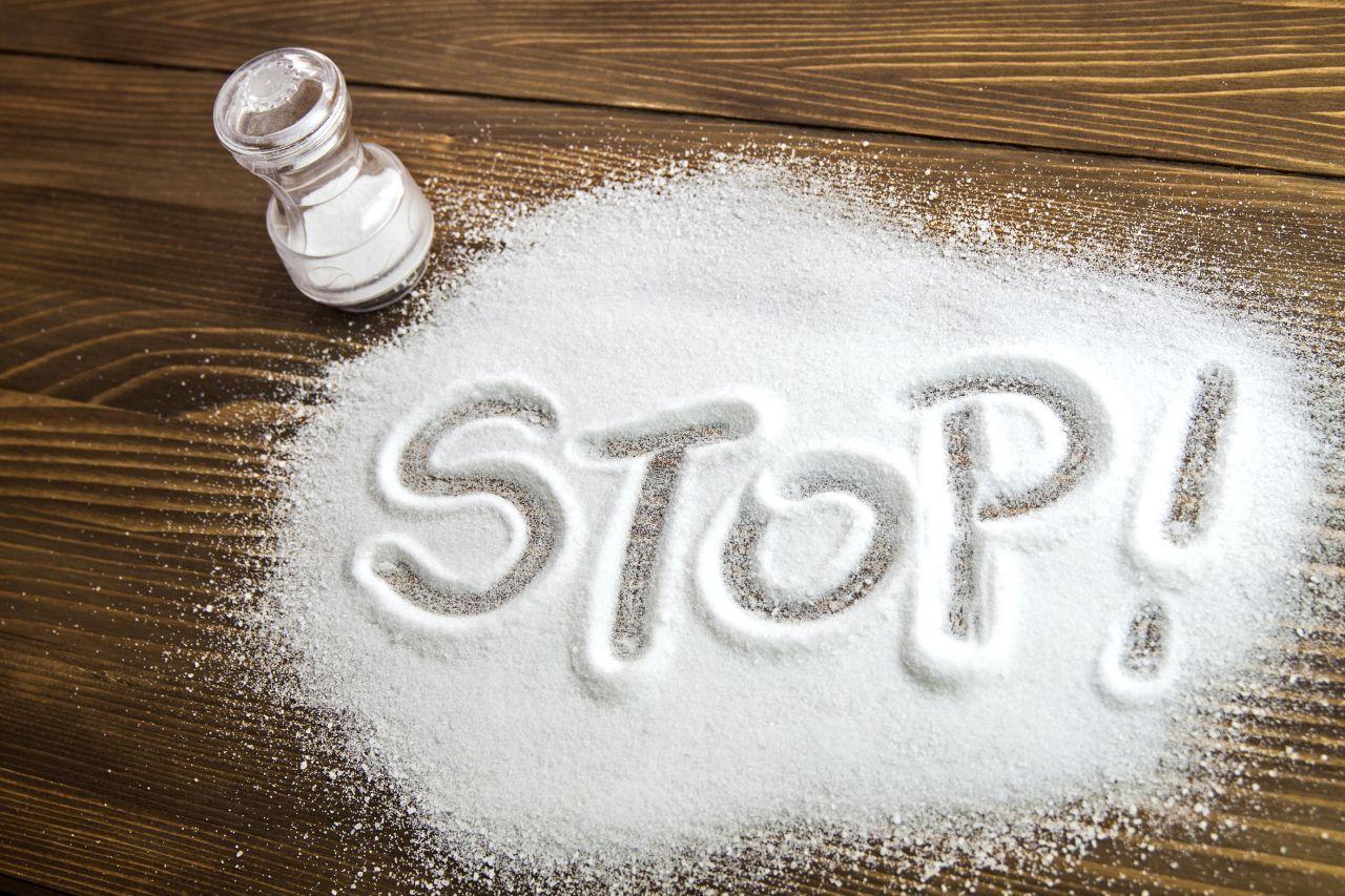sale nella dieta