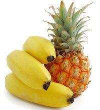 Frutta in buona quantità