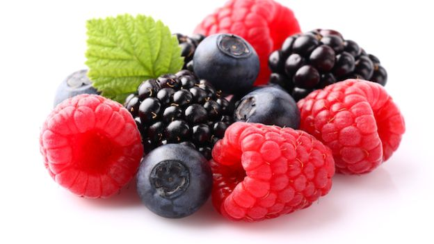 frutti bosco diabete