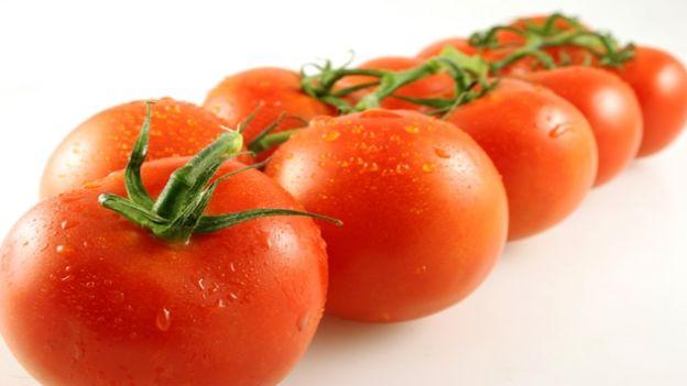 Mangiare grandi quantità di pomodori