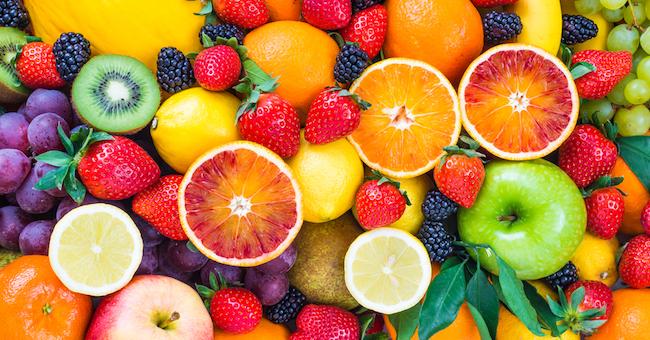 calorie frutta di stagione