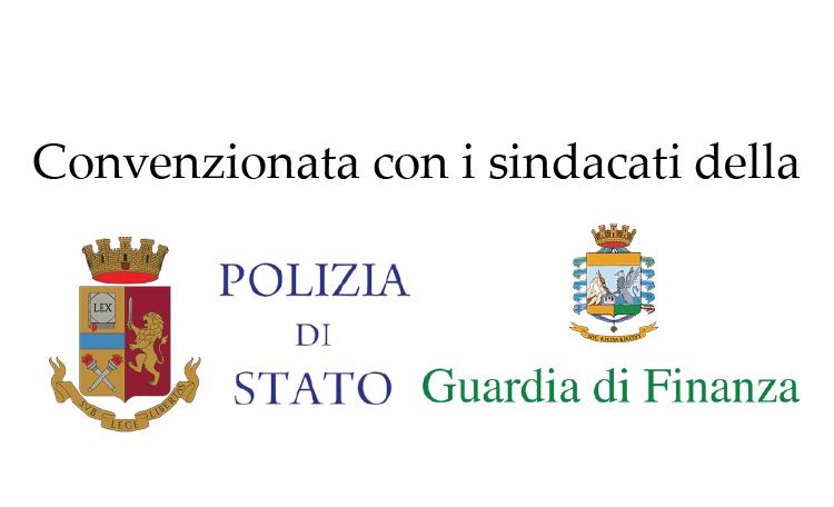 Convenzioni guardia di finanza polizia di stato