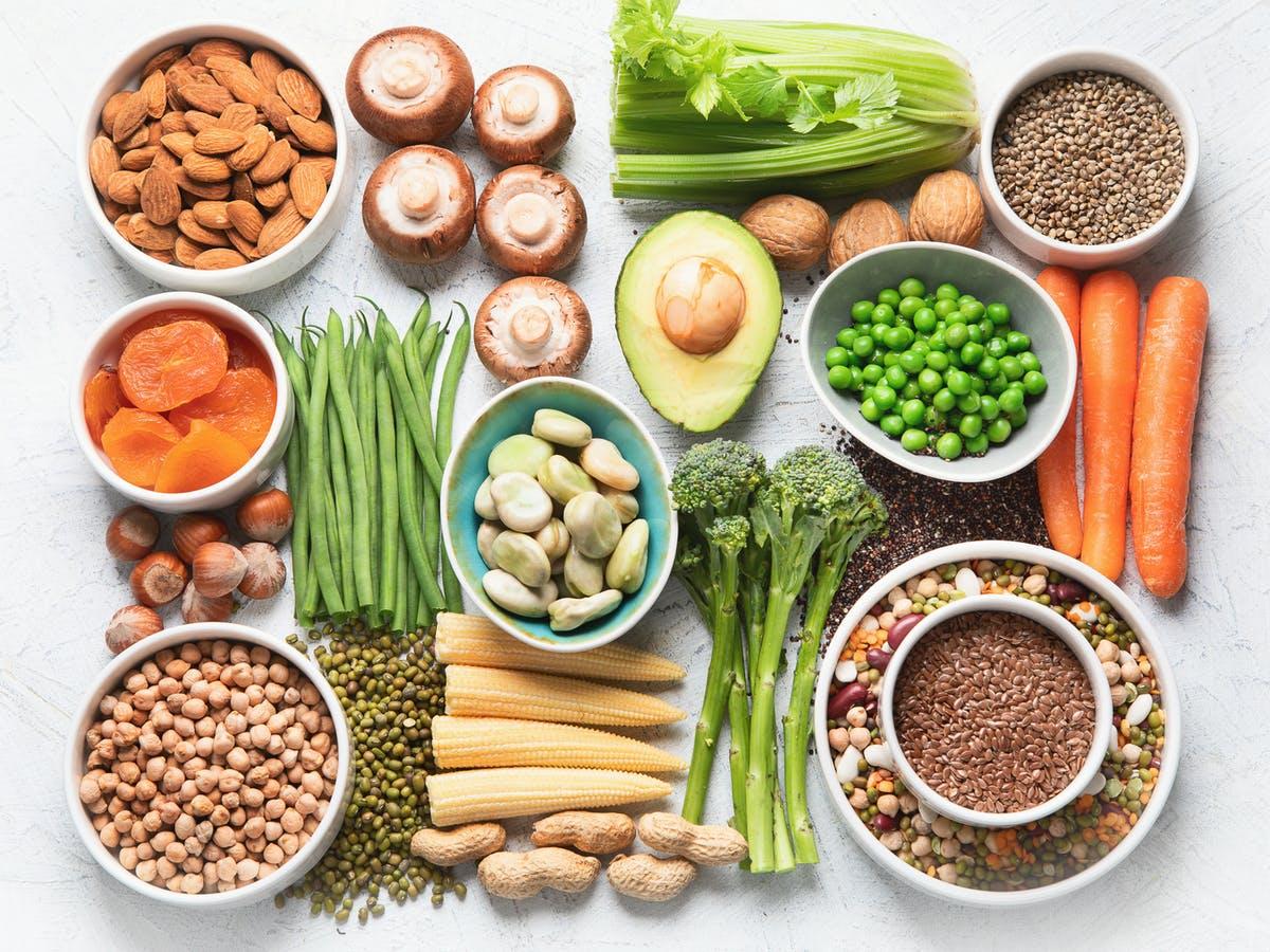 nutrizione vegana